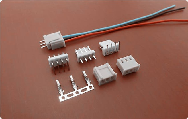 Dupont 2.5mm wire to board connector