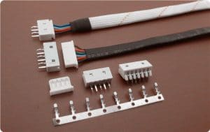 Molex MicroBlade Connectors