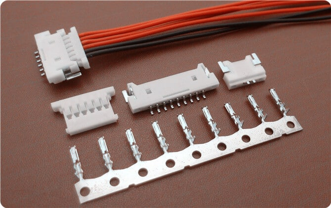 Molex PanelMate connector