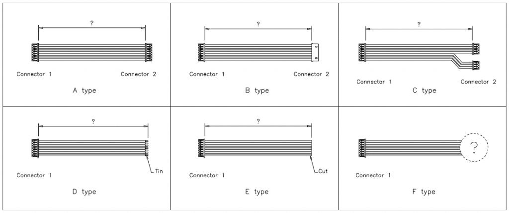 Molex MicroBlade Connector Cable Assemblies