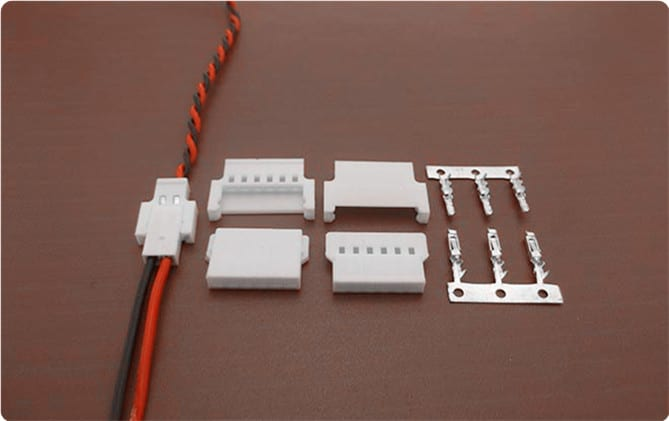 Molex 2mm wire to wire connectors